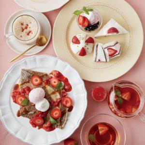 In winter Afternoon Tea - Tea Room-limited menu
