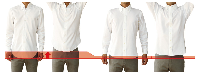 인더스 타일 도쿄 니트 셔츠 시험 페어