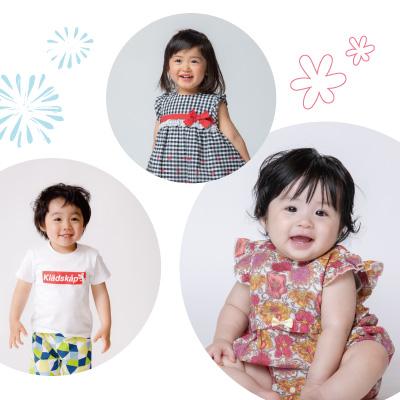 메이테츠 백화점 × 키즈 시계 2021년 봄과 여름 카탈로그 모델 대모집